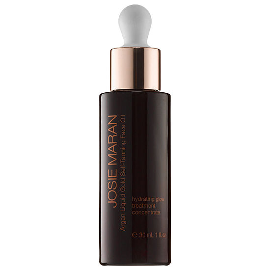 Josie Maran Argan Liquid Gold Self-Tanning Face Oil