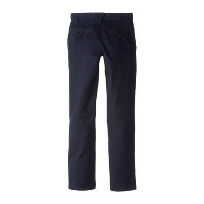 U.S. Polo Assn.® Skinny Twill Pant - Preschool Girls 4-6x