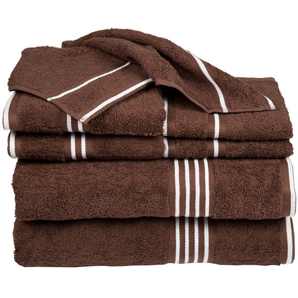 Cambridge Home Rio 8-pc. Egyptian Cotton Bath Towel Set