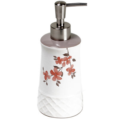 Saturday Knight Coral Garden Soap Dispenser