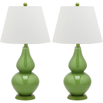 Mandy Double Gourd Lamp- Set of 2