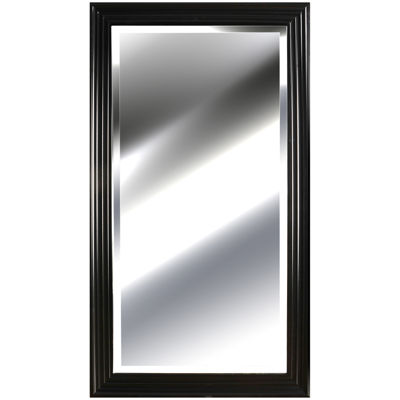 Pinnacle Black Ridged Mirror
