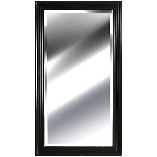 Pinnacle Black Ridged Mirror