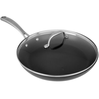 "Oneida® 12"" Hard-Anodized Nonstick Fry Pan"