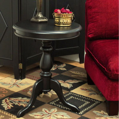 Ayden Pedestal Accent Table