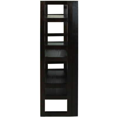 Folding Solid Wood Bookcase