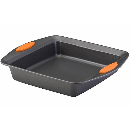 "Rachael Ray® Oven Lovin' 9"" Nonstick Square Baking Pan"