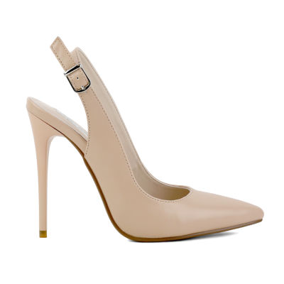 Olivia Miller Anniston Womens Pumps