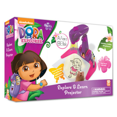 Ingenio 6-pc. Dora the Explorer Interactive Toy