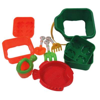 Pool And Beach 10-pc. Water Toy