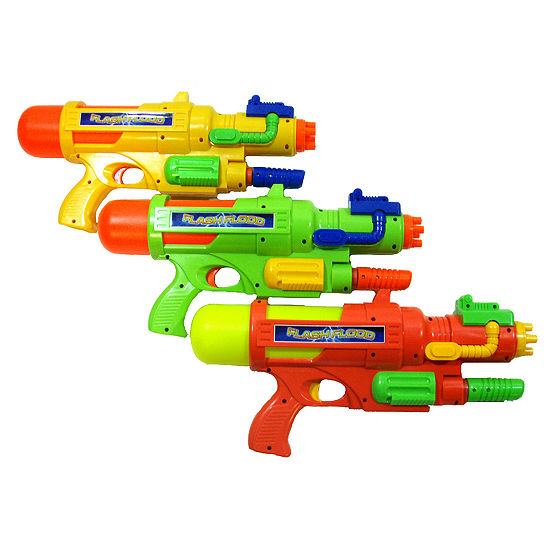 Water Launchers - Water Gun - 17 Inch Barrel