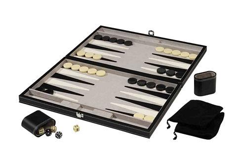Mainstreet Classics Classic 18Inch Backgammon Set