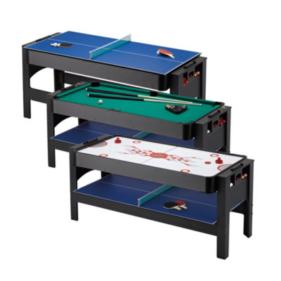 Fat Cat 3 In 1 Flip Game table