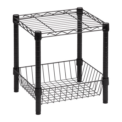 Honey-Can-Do® Low Table with Basket