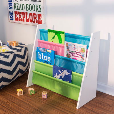 Honey-Can-Do® Itsy Bitsy Book Rack
