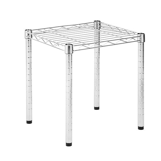 "Honey-Can-Do® 15x14"" Urban Wire Table"
