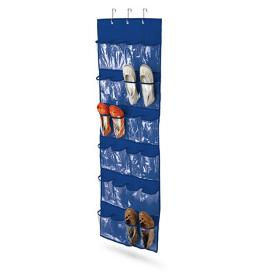 Honey-Can-Do® 24-Pocket Over-the-Door Shoe Organizer