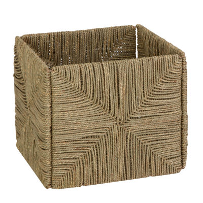 Honey-Can-Do® Folding Seagrass Basket