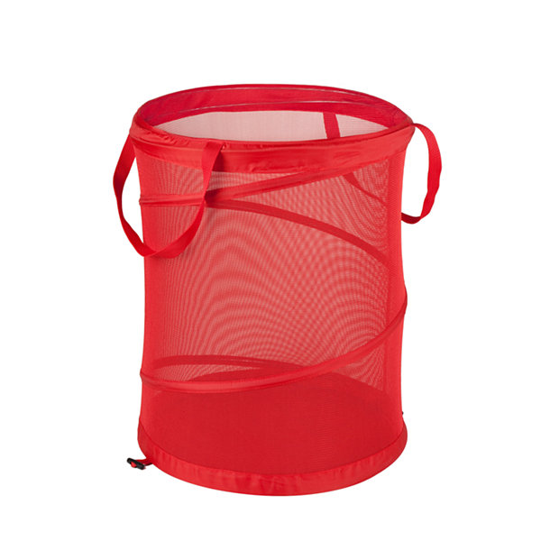 Honey-Can-Do® Set of 2 Mesh Pop-Open Hampers