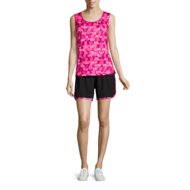 jcpenney.com | Made For Life Knit Promo Tank Top or Knit Workout Shorts