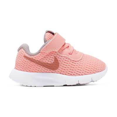 Nike Tanjun Toddler Girls Lace-up Running Shoes
