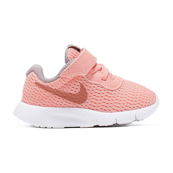 Nike Tanjun Toddler Girls Lace-up Running Shoes