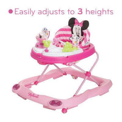 Disney Baby® Minnie Mouse Music & Lights™ Baby Walker - Glitter Minnie