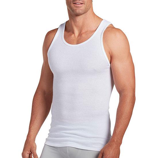 Jockey® 3 Pair Classic A-Shirt - Men's