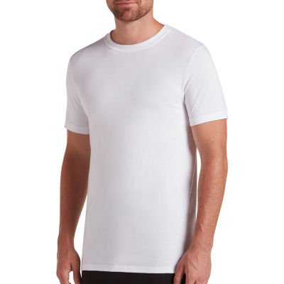 Jockey® 2 Pair Classic Crew Neck T-Shirt - Big and Tall