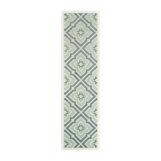 Covington Home Bardot Trellis Rectangular Indoor/Outdoor Rugs