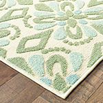 Covington Home Bardot Blossoming Rectangular Indoor/Outdoor Rugs