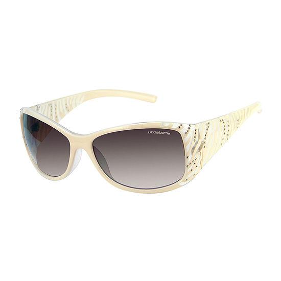 Arizona Womens Junior Full Frame Round UV Protection Sunglasses