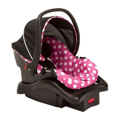 Disney Baby® Light 'N Comfy Luxe Infant Car Seat - Minnie Dot