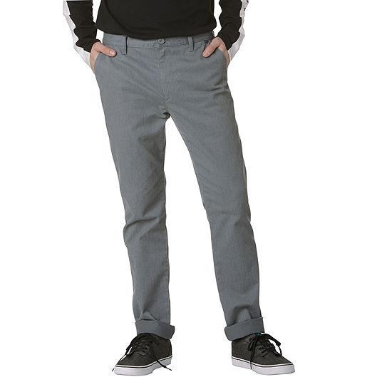 Vans Chino Pant Mens Classic Fit Flat Front Pant
