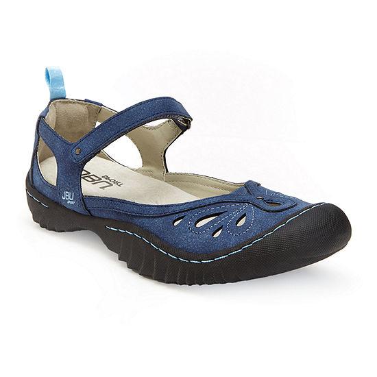 J Sport By Jambu Womens Meadow Mj Closed Toe Slip-On Shoe