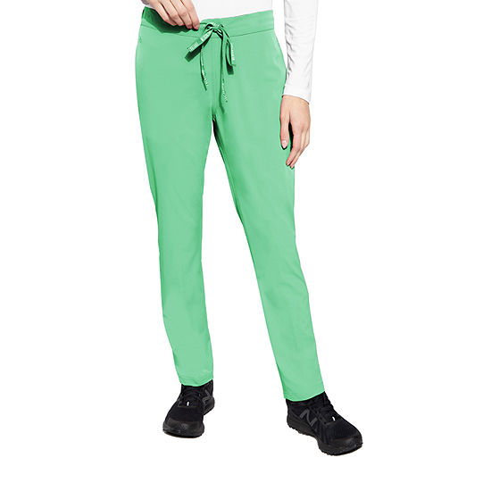 Med Couture Peaches 8706 Womens Scrub Pants-Petite