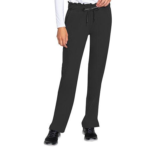 Med Couture Peaches 8757 Womens Scrub Pants-Petite