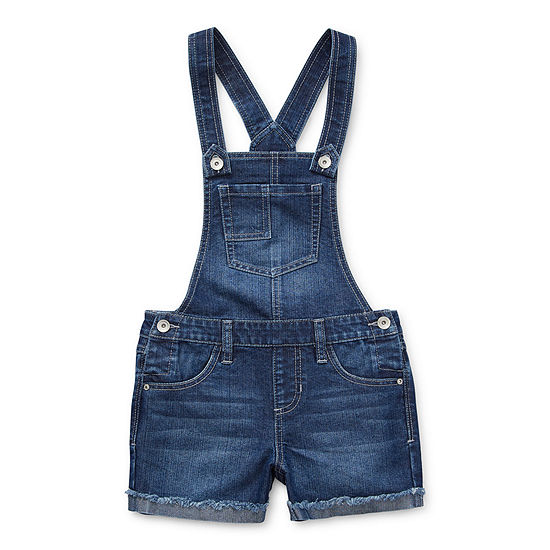 Squeeze Big Girls Shortalls