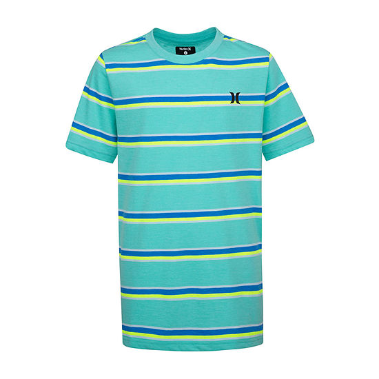 Hurley Big Boys Round Neck Short Sleeve Graphic T-Shirt