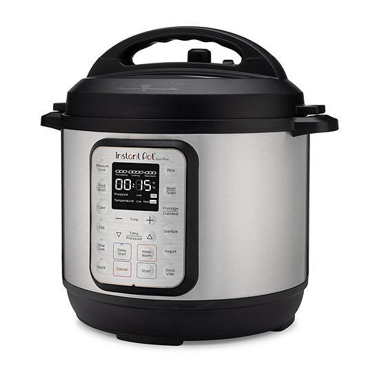Instant Pot 6qt Duo Plus Electric Pressure Cooker