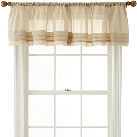pip pleated wendy fabric valance bellissimo pleat box wbhome designers home