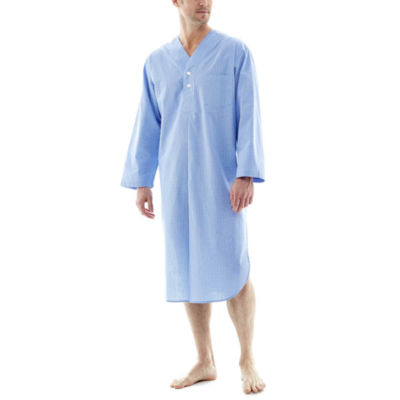 Stafford® Woven Nightshirt - Big & Tall