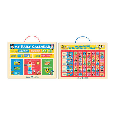 Melissa & Doug®Disney Magnetic Activity Bundle