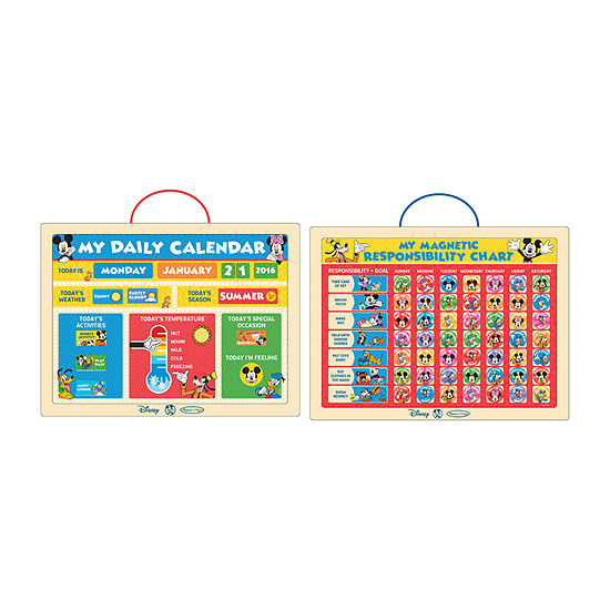 Melissa & Doug Disney Magnetic Activity Bundle
