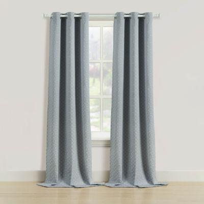 Bella Valenti Rutland 2-Pack Rod-Pocket Curtain Panel