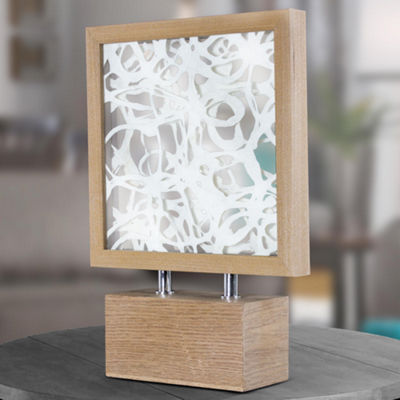 Abstract Dimensional Paper Art Table Top Decor