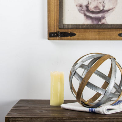 American Art Decor Orb Dyson Sphere Figurine