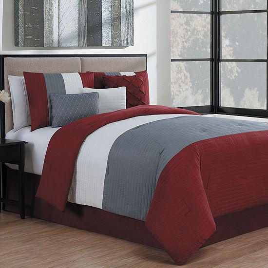 Manchester 7 pc Comforter Set