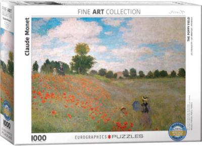 EuroGraphics Blue Vase by Paul Cezanne 1000-PiecePuzzle