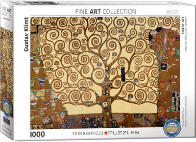 EuroGraphics For and Against by Wassily Kandinsky1000-Piece Puzzle